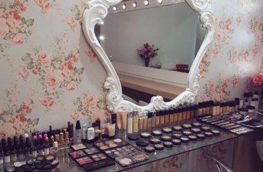 Como montar seu Studio de Maquiagem e Design de Sobrancelhas em Casa.