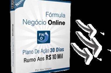 Fórmula Negócio Online 2.0 – Seu Negócio Lucrativo na Internet