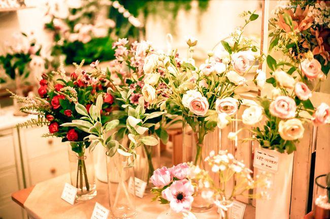 Ideias de negocios diferentes para trabalhar em casa - revenda de flores