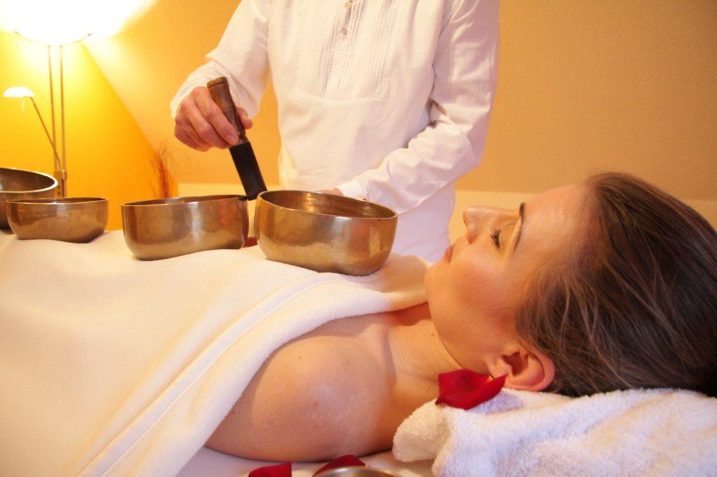Espaço de Relaxamento e Massagem Terapêutica