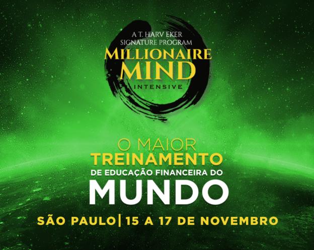 Maior Treinamento do Mundo em Educação Financeira chega ao Brasil